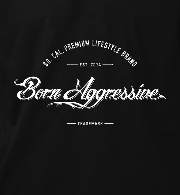 Born Aggressive Lifestyle and Streetwear Brand
